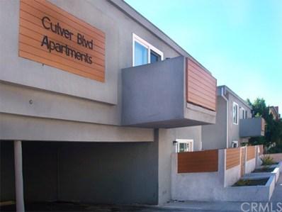 10406 Culver Boulevard UNIT 3, Culver City, CA 90232 - MLS#: SB18236274