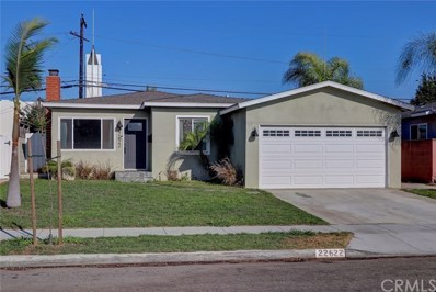 22622 Ladeene Avenue, Torrance, CA 90505 - MLS#: SB18237375