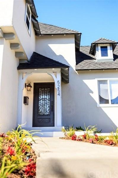5254 Maymont Drive, Windsor Hills, CA 90043 - MLS#: SB18239393