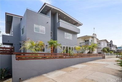 424 20th Street, Manhattan Beach, CA 90266 - MLS#: SB18239441