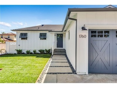 1760 Marine Avenue, Manhattan Beach, CA 90266 - MLS#: SB18239747