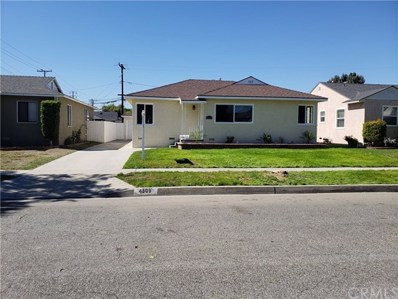 4509 Ladoga Avenue, Lakewood, CA 90713 - MLS#: SB18240287
