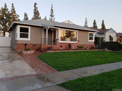 5422 Briercrest Avenue, Lakewood, CA 90713 - MLS#: SB18240451