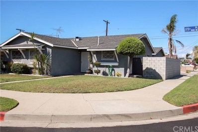 805 W 173rd Street, Gardena, CA 90247 - MLS#: SB18240957