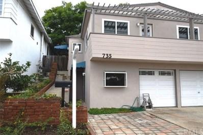 735 Loma Vista Street, El Segundo, CA 90245 - MLS#: SB18241866