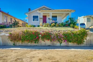 1133 S Patton Avenue, San Pedro, CA 90731 - MLS#: SB18242917