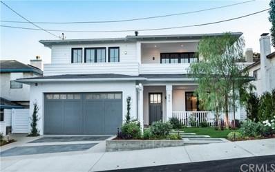 856 14th Street, Manhattan Beach, CA 90266 - MLS#: SB18245508