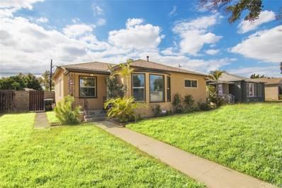 9722 Van Ruiten Street, Bellflower, CA 90706 - #: SB18245525