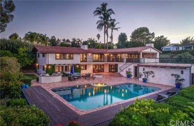 976 Via Del Monte, Palos Verdes Estates, CA 90274 - MLS#: SB18246115