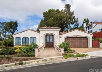 6545 Abbottswood Drive, Rancho Palos Verdes, CA 90275 - MLS#: SB18247947