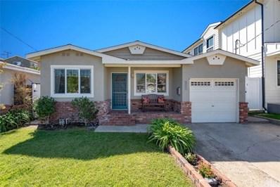 1628 Armour Lane, Redondo Beach, CA 90278 - MLS#: SB18250603