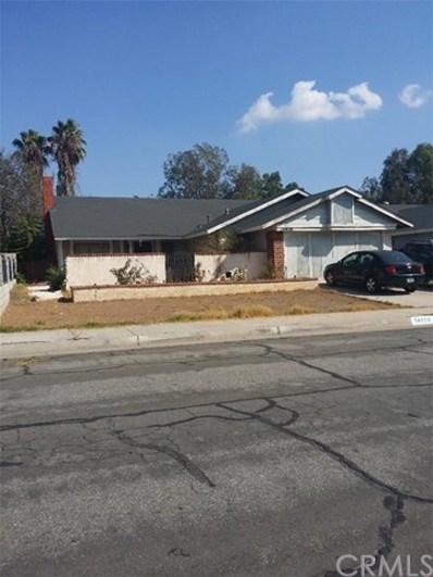 14858 Rio Grande Drive, Moreno Valley, CA 92553 - MLS#: SB18251632