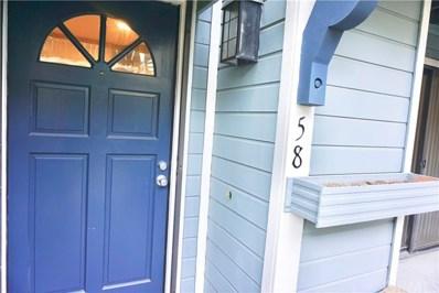 7330 Quill Drive UNIT 58, Downey, CA 90242 - MLS#: SB18253159