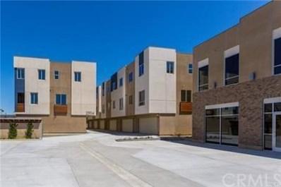 25114 Narbonne Avenue UNIT J, Lomita, CA 90717 - MLS#: SB18253433