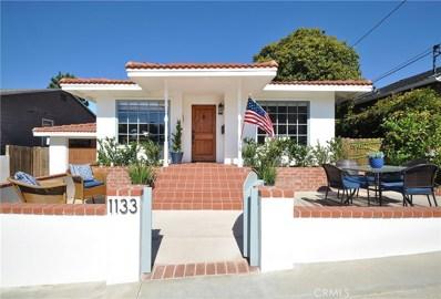 1133 8th Street, Hermosa Beach, CA 90254 - MLS#: SB18253639