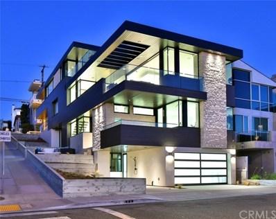 300 25th Street, Manhattan Beach, CA 90266 - MLS#: SB18253933