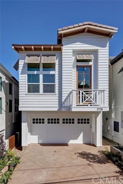 1726 Steinhart Avenue, Redondo Beach, CA 90278 - MLS#: SB18255672