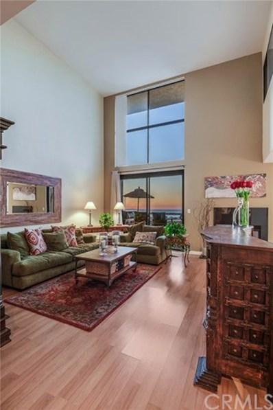 5987 Peacock Ridge Road UNIT 110, Rancho Palos Verdes, CA 90275 - MLS#: SB18256145