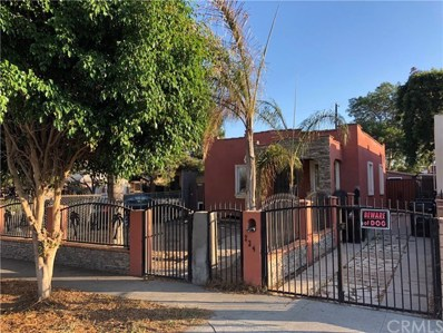 234 E 110th Street, Los Angeles, CA 90061 - MLS#: SB18256390