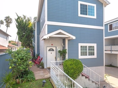607 Beryl Street UNIT 8, Redondo Beach, CA 90277 - MLS#: SB18256925