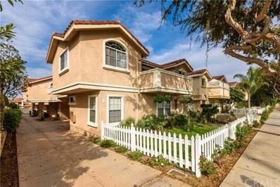 2603 Grant Avenue UNIT B, Redondo Beach, CA 90278 - MLS#: SB18259257