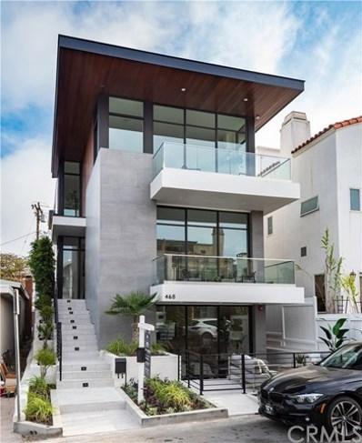 468 30th Street, Manhattan Beach, CA 90266 - MLS#: SB18259276