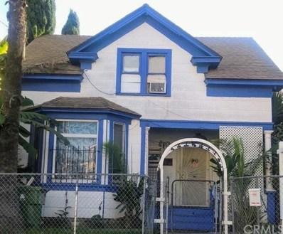 583 W 8th Street, San Pedro, CA 90731 - MLS#: SB18260327