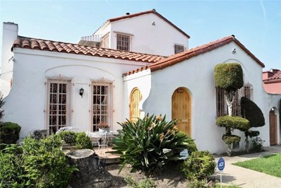 7319 S Hobart Boulevard, Los Angeles, CA 90047 - MLS#: SB18261687