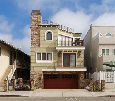42 15th Street, Hermosa Beach, CA 90254 - MLS#: SB18263868
