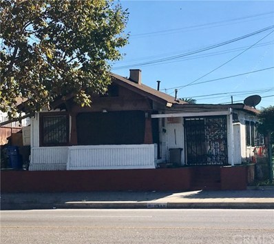 1312 W Manchester Avenue, Los Angeles, CA 90044 - MLS#: SB18264925
