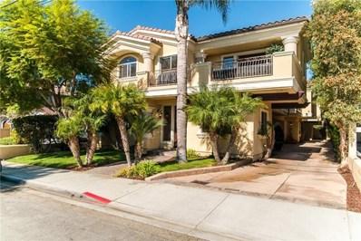 2413 Rockefeller Lane UNIT A, Redondo Beach, CA 90278 - MLS#: SB18266736