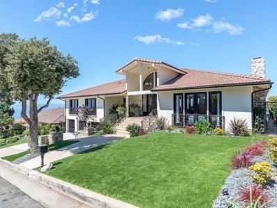 7137 Avenida Altisima, Rancho Palos Verdes, CA 90275 - MLS#: SB18267526
