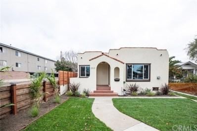 302 S Lucia Avenue, Redondo Beach, CA 90277 - MLS#: SB18268046