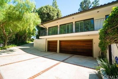 1420 Via Mateo, Palos Verdes Estates, CA 90274 - MLS#: SB18268063