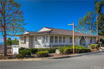 2641 Via Carrillo, Palos Verdes Estates, CA 90274 - MLS#: SB18268121
