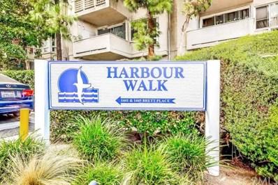 1445 Brett Place UNIT 114, San Pedro, CA 90732 - MLS#: SB18269783