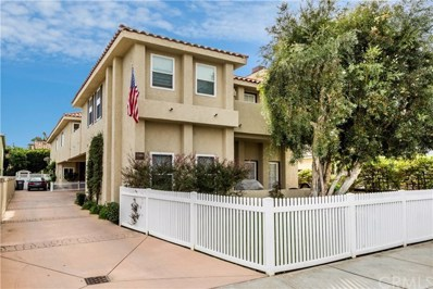 2308 Huntington Lane UNIT B, Redondo Beach, CA 90278 - MLS#: SB18274106