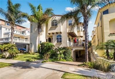 1208 S Catalina Avenue UNIT B, Redondo Beach, CA 90277 - MLS#: SB18274141
