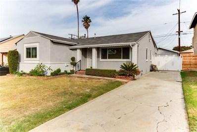 1503 W 112th Street, Los Angeles, CA 90047 - MLS#: SB18277402