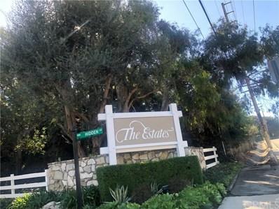 3605 W Hidden Lane UNIT 214, Rolling Hills Estates, CA 90274 - MLS#: SB18278806