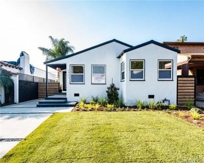 1741 S Spaulding Avenue, Los Angeles, CA 90019 - MLS#: SB18279598
