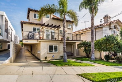 230 S Helberta Avenue UNIT B, Redondo Beach, CA 90277 - MLS#: SB18280000