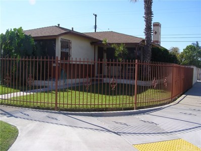 13901 Spinning Avenue, Gardena, CA 90249 - MLS#: SB18281174