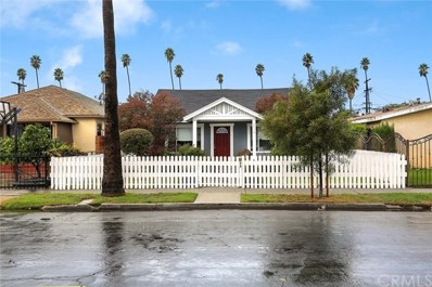 3027 7th Avenue, Los Angeles, CA 90018 - MLS#: SB18281309