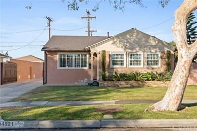 14921 Gerkin Avenue, Hawthorne, CA 90250 - MLS#: SB18284920