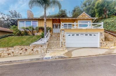 5614 Glenford Street, Los Angeles, CA 90008 - MLS#: SB18285638
