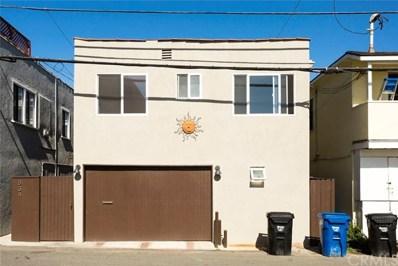 834 Palm Drive, Hermosa Beach, CA 90254 - MLS#: SB18285932