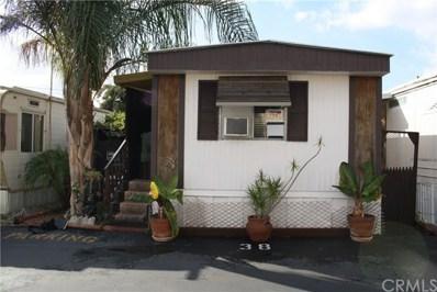 520 E Carson Street UNIT 38, Carson, CA 90745 - MLS#: SB18286752