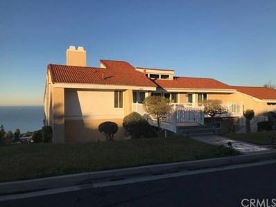 30143 Matisse Drive, Rancho Palos Verdes, CA 90275 - MLS#: SB18286864
