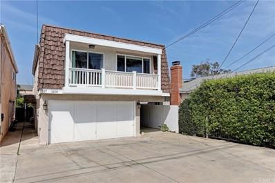1217 24th Street, Hermosa Beach, CA 90254 - MLS#: SB18287542